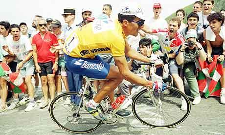 miguel indurain doping
